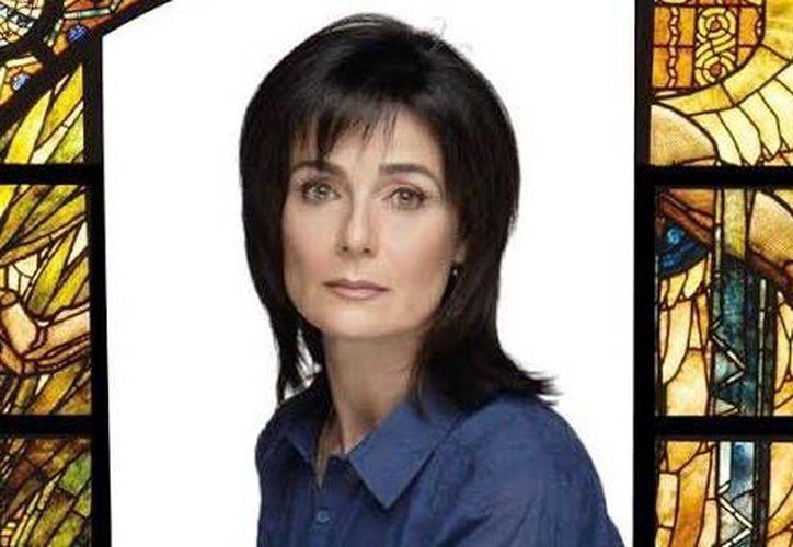 La actriz Nuria Bages, quien interpretó a Silvina en Dr. Cándido Pérez, vendrá a Mérida como parte del programa Leo… Luego existo. (Milenio Novedades)