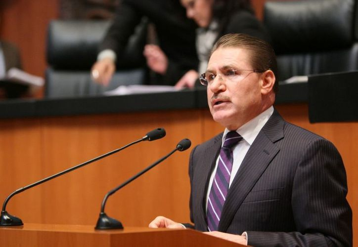 José Rosas Aispuro expuso que fueron varios los factores que originaron una baja militancia en el PAN. (tiptip.mx)