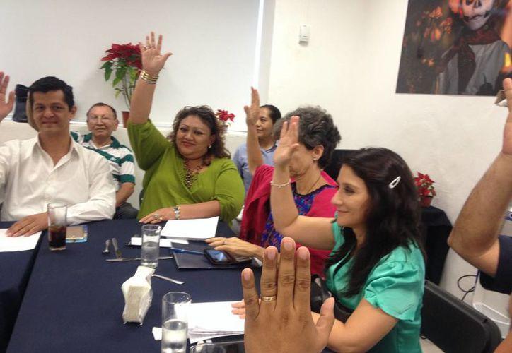 El Consejo Municipal contra la Discriminación de la Diversidad Sexual de Mérida realizó su última sesión de trabajo de este año. (SIPSE)