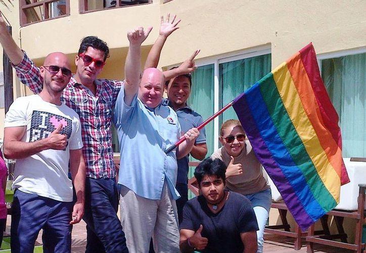 Empresarios especializados en el mercado gay aseguran que este segmento representa un poder adquisitivo importante. (Daniel Pacheco/SIPSE)