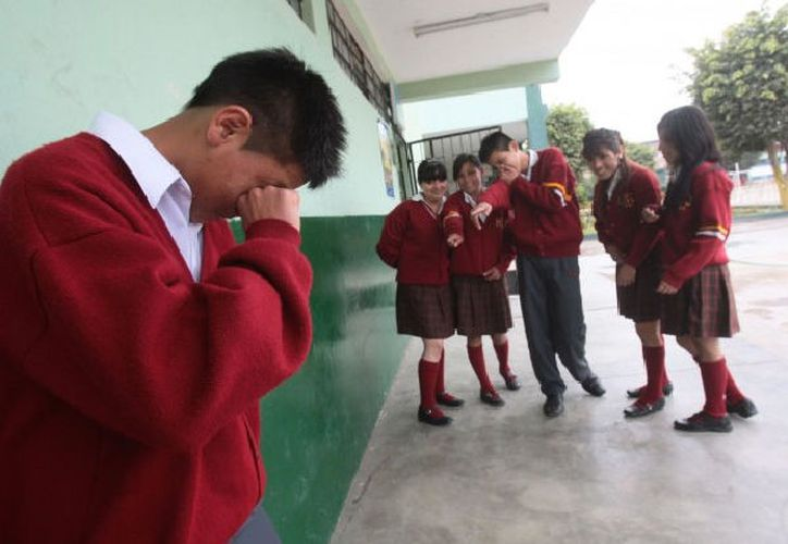 El acoso entre estudiantes se presenta principalmente en las secundarias. (Contexto/Internet)