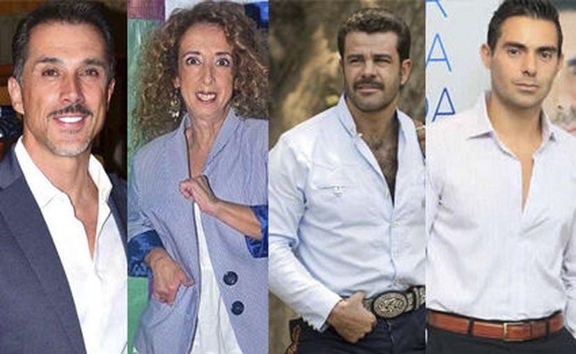 Los famosos que buscan una diputación, podrían ganar mensualmente, unos 149 mil 230 pesos. (Foto: Redacción)