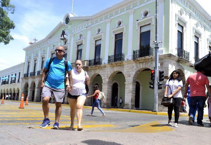 El próximo gobierno estatal, que encabezará Mauricio Vila Dosal, entrará en funciones el 1 de octubre.  (Foto: Milenio Novedades)