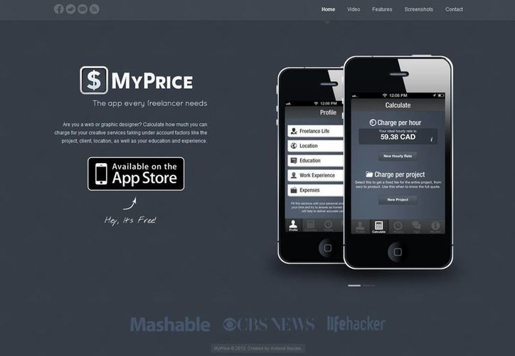 MyPrice está disponible para iPhone, iPad, iPod Touch. (mypriceapp.com)