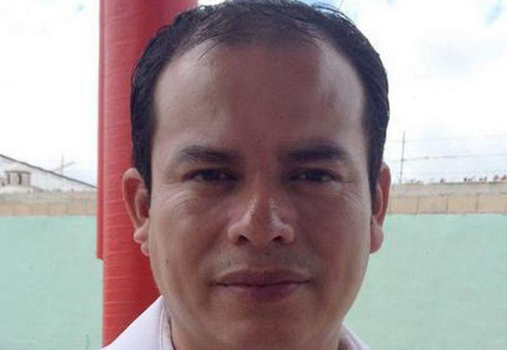 Jorge Gutiérrez Contreras, jefe de la Jurisdicción Sanitaria Número 2. (Redacción/SIPSE)