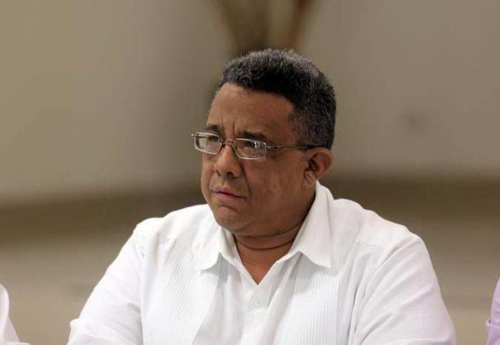 De nuevo, Canacintra eligió a Mario Can Marín como su presidente. (Milenio Novedades)