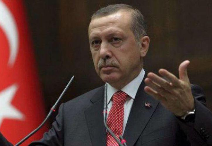 El presidente turco, el islámico Recep Tayyip Erdogan, realizó las declaraciones durante la 'Cumbre de líderes musulmanes de América Latina'. (Archivo)