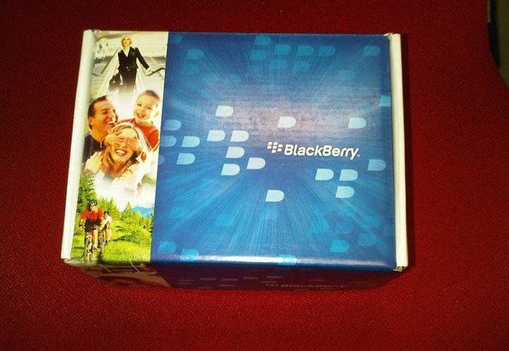 BlackBerry se propone reconquistar el mercado que ha perdido. (Agencias)