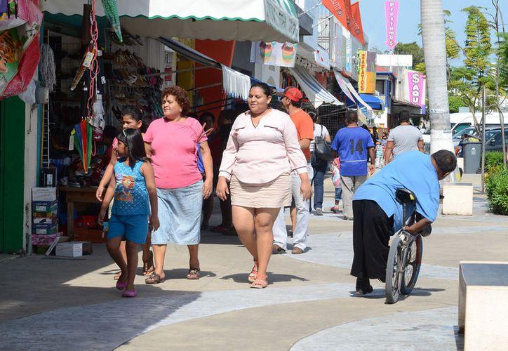 Quintana Roo se encuentra entre los 11 estados con mayor afectación por la canícula. (Foto: David de la Fuente)