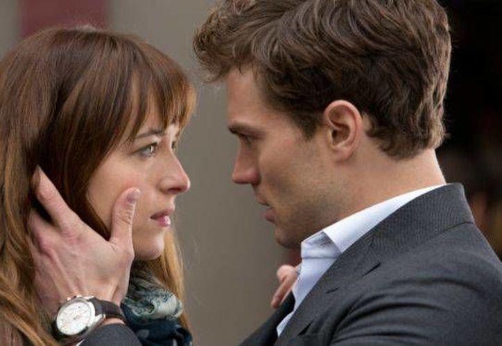 La nueva historia de amor de 'Grey' se publicará el 18 de junio, según la cuenta de Instagram de la escritora E. L. James. (AP)