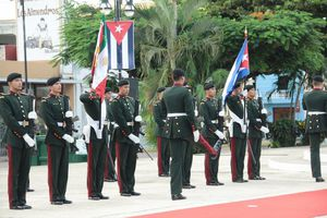 Peña Nieto y Raúl Castro, en Mérida
