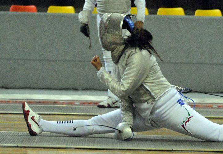 Julieta Toledo aportó a México la plaza 26 para los Juegos Olímpicos Juveniles.(lagazzettadf.com)