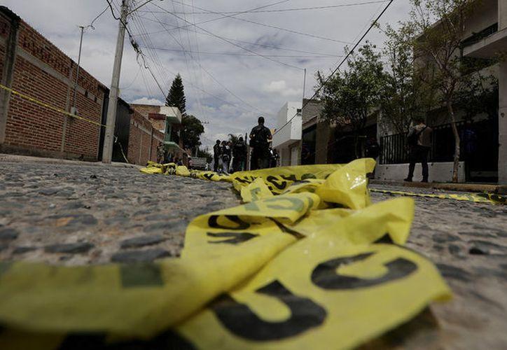 Matan a balazos al periodista Gumaro Pérez Aguilando en Veracruz. (Reuters)