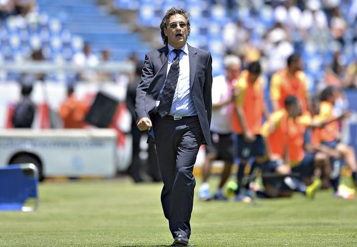 Según el presidente de Águilas del América, Ricardo Peláez, Rubén Omar Romano (foto) no es el nuevo entrenador. (univision.com)