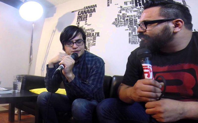 Ojalá se mueran todos en un temblor: Víctor Monroy, vocalista de Pastilla