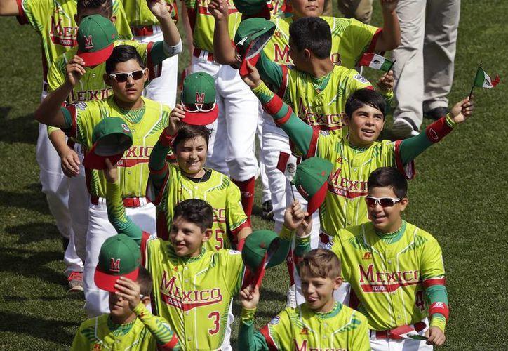 A México le fue mal en su debut en el Mundial de Ligas Pequeñas. (AP)