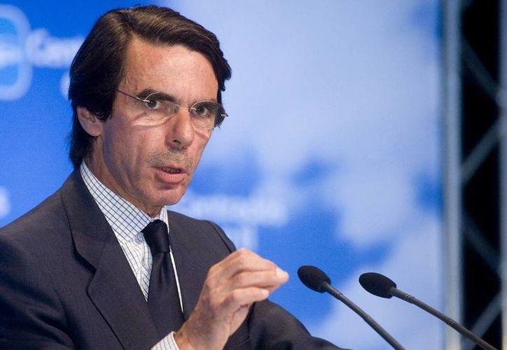 José María Aznar ha criticado abiertamente la gestión de Mariano Rajoy, compañero de su mismo partido. (jmaznar.es)