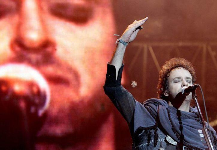 Gustavo Cerati, uno de los rockeros latinoamericanos más importantes, falleció el mes pasado tras cuatro años en coma. (Notimex)