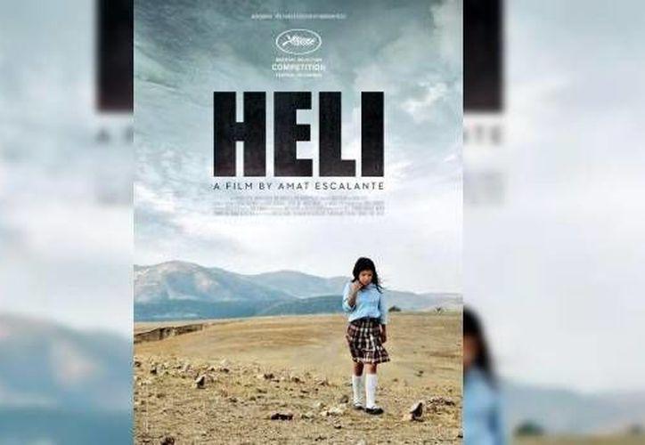 El filme 'Heli' retrata la violencia de la lucha contra el narcotráfico en México. (sdpnoticias.com)