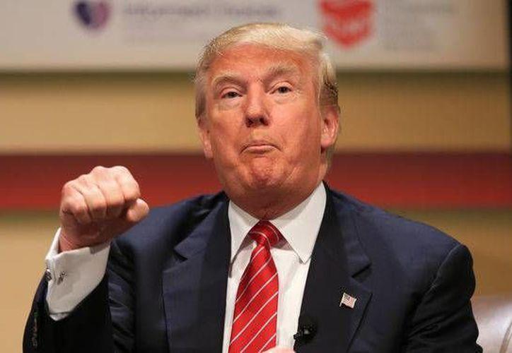 Al parecer Donald Trump 'no ha negado que entidades en Rusia estuvieron detrás de esta campaña particular', pero al mismo tiempo ha declarado que sería positiva una mejora de las relaciones con Rusia. (tiempo.com.mx)