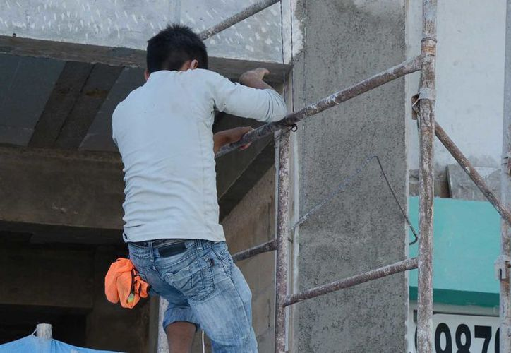 La incidencia laboral es de tres por cada 100 empleados. (Luis Soto/ SIPSE)