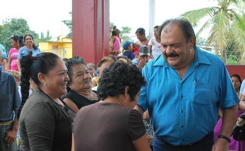 El programa beneficia a las familias de Othón P. Blanco. (Cortesía/SIPSE)