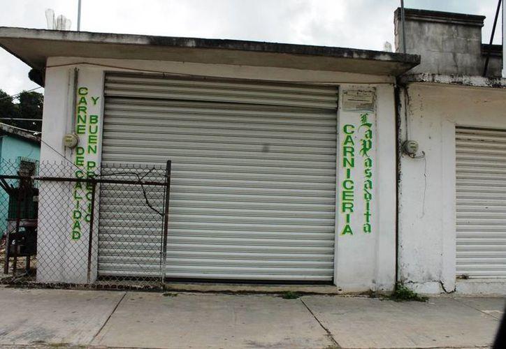 Prevén tener ganancias con feria de la comunidad de Álvaro Obregón. (Edgardo Rodríguez/SIPSE)