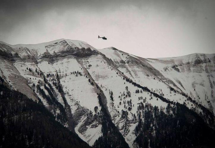 México envió perfil genético de las mexicanas que fallecieron en el avionazo de Germanwings, en los Alpes franceses. La imagen es de contexto. (NTX/Archivo)