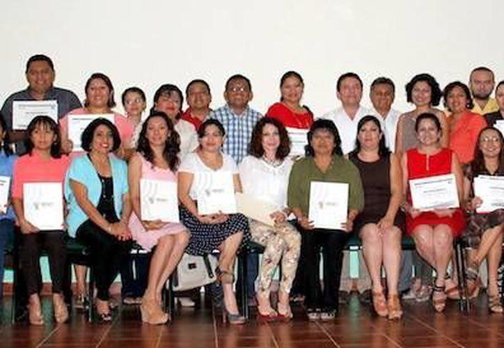 Al principio 220 maestros de secundaria de 45 municipios de Yucatán competían por el mejor proyecto educativo, pero ahora los finalistas son 36. (SIPSE)