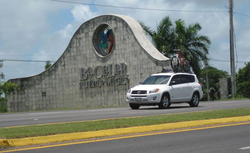 Refuerzan la promoción del Pueblo Mágico de Bacalar. (Javier Ortiz/SIPSE)