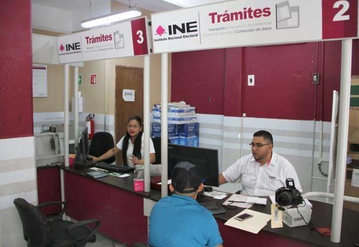 Los interesados debían depositar la cantidad de 280 pesos a través de un banco. (Jesús Tijerina/SIPSE)