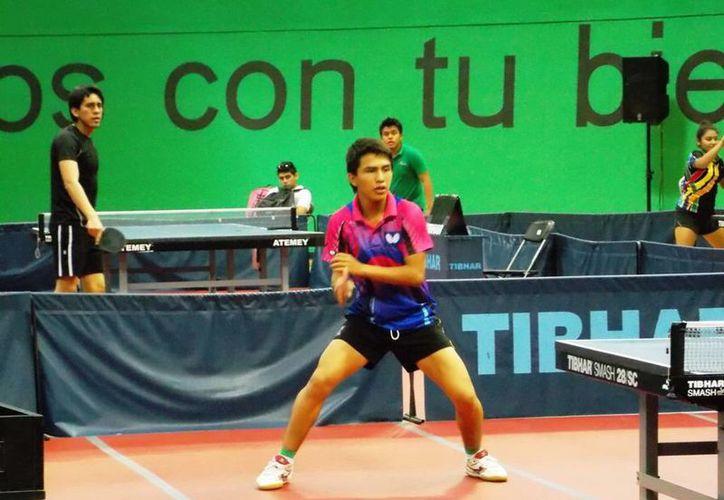 La selección Yucatán ya tiene listo a su equipo A de tenis de mesa en el torneo que se llevará a cabo del 12 al 16 de agosto en el complejo deportivo Kukulcán.(Milenio Novedades)