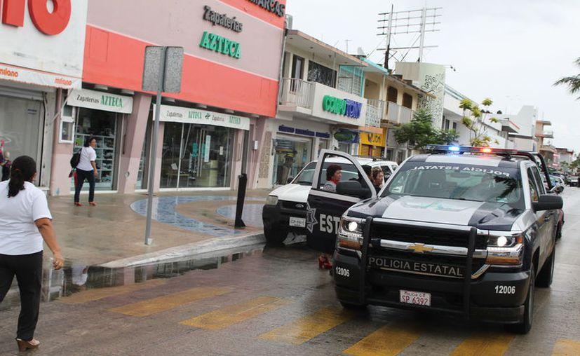 Más policías se sumarán a los operativos de vigilancia por las zonas de bancos y centros comerciales. (Foto: Joel Zamora)