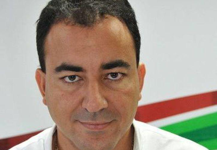 José Alberto Alonso Ovando, director de la Comisión de Agua Potable y Alcantarillado (CAPA). (Cortesía/SIPSE)