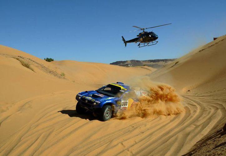 El Rally Dakar de 2016 comenzará en Perú, pasará por Bolivia y finalizará en Argentina, sin paso por Chile. (rallytours.co.nz)