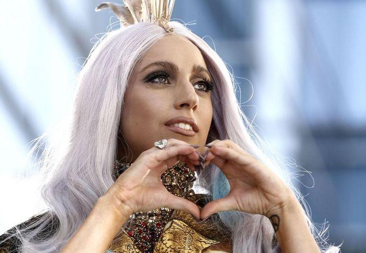 """La cantante Lady Gaga lanzará en 2013 su trabajo """"ArtPop"""""""