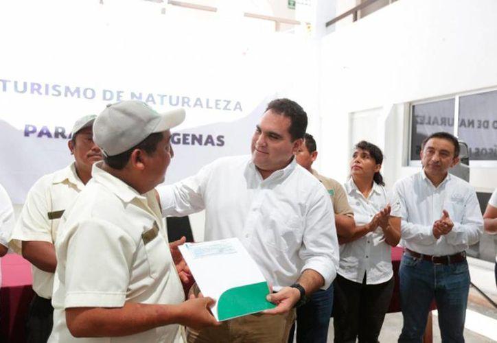 El 50 por ciento de los 106 municipios en el Estado de Yucatán estarán dentro de distritos considerados como indígenas (Archivo/NTX)