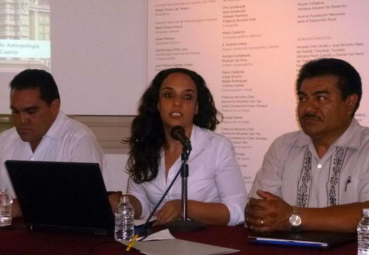 El Museo de Antropología e Historia y la Comisión Nacional para el Desarrolo de los Pueblos Indígenas (CDI) presentaron nuevo programa. (Milenio Novedades)