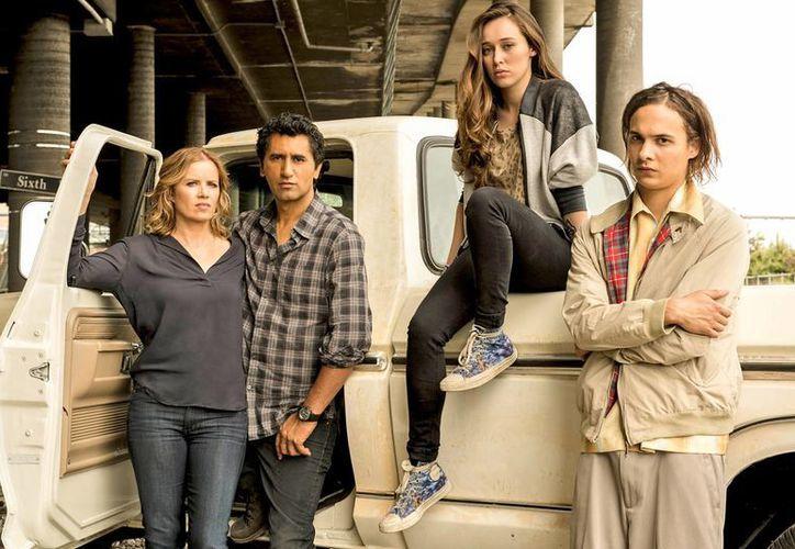 En el nuevo capítulo, los protagonistas Madison y Alicia intentarán reunir a un grupo de familias sobrevivientes.(Foto tomada de sitio Amc tv)