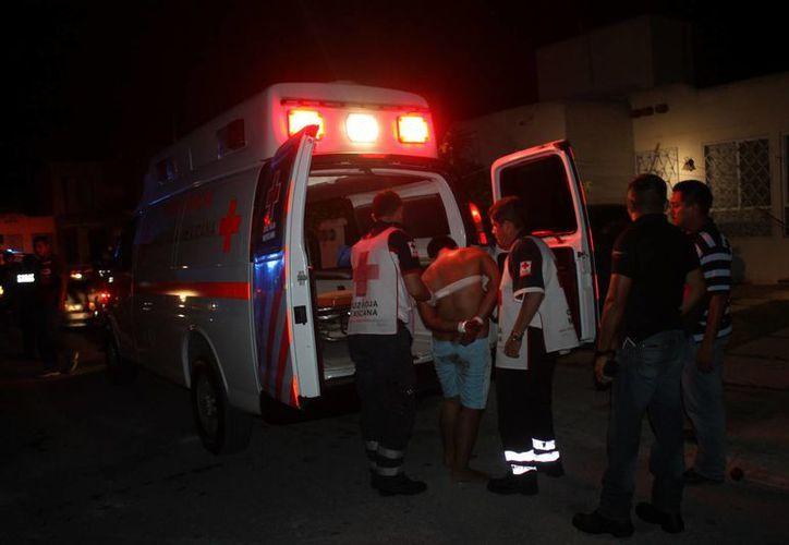 La madre y el padrastro fueron puestos a disposición de las autoridades correspondientes. (Redacción/SIPSE)