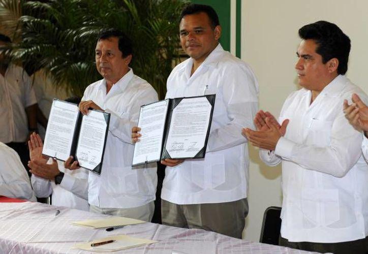 El gobernador Rolando Zapata conmemorará este martes un aniversario más del nacimiento del gobernador Felipe Carrillo Puerto. (SIPSE)