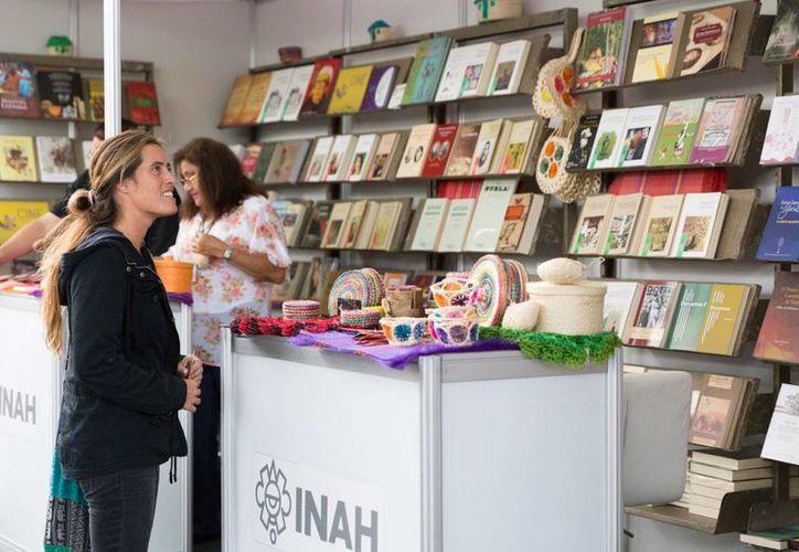 Yucatán estará como invitado por primera vez en la Feria Internacional del Libro de Antropología e Historia (Filah), donde el país invitado es Guatemala. (Foto cortesía del Gobierno estatal)
