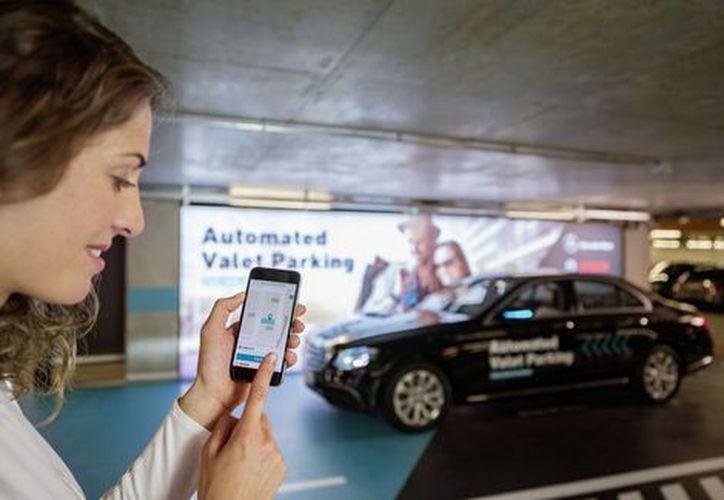 La fase de prueba comenzará a principios del 2018 en el museo de Mercedes-Benz. (Bosch).