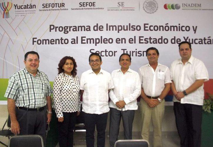 El programa de Nafin cuenta con un techo finaciero de 140 millones de pesos para empresas turísticas. (SIPSE)