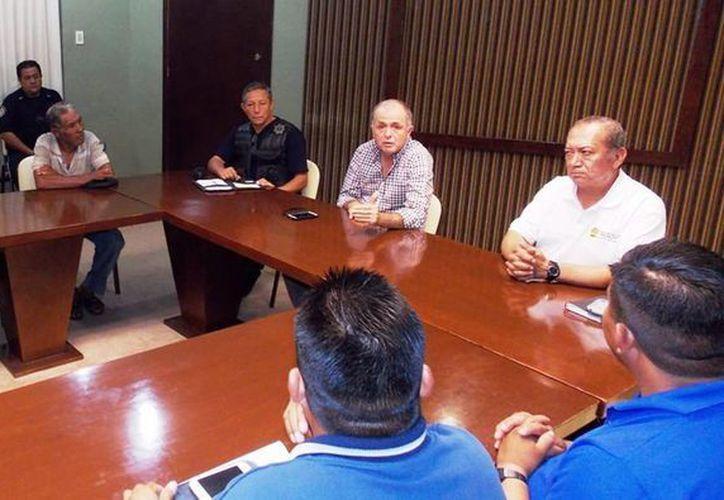 Realiza reunión en comunidad de Bacalar. (Redacción/SIPSE)