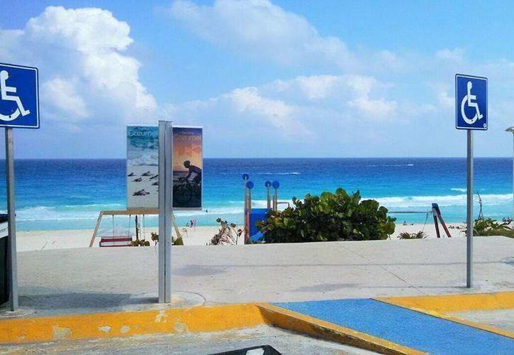 Los atractivos de Cozumel son promocionados en Cancún, Playa del Carmen y Tulum. (Cortesía)