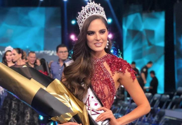 Es escritora, empresaria, conferencista, estudia actuación y ahora tendrá la oportunidad de concursar en Miss Universo. (Foto: Instagram)