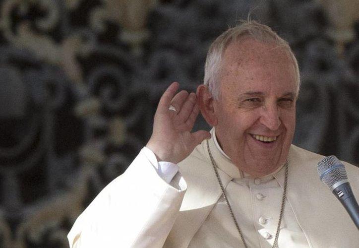 El Papa asegura que la virtud del perdón fue enseñada por Jesús a través del Padre Nuestro. (Archivo/EFE)