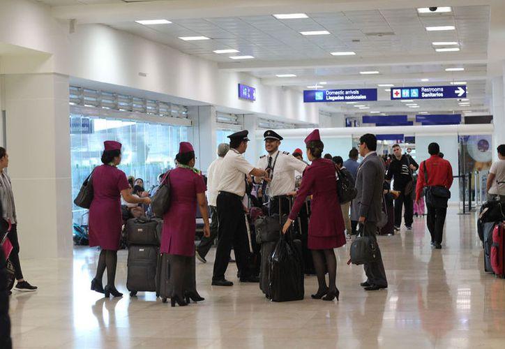 Esta expansión se produce debido a que turistas internacionales continúan llegando a los destinos mexicanos más populares del estado. (Karim Moises/SIPSE)