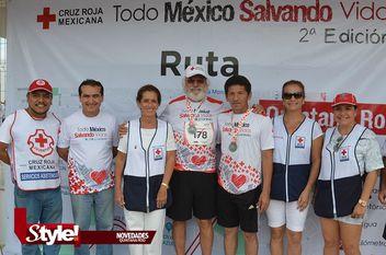 Segunda edición carrera Cruz Roja